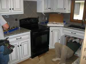 Upscale Omaha Kitchen Remodel
