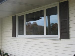Omaha Vinyl Casement Window