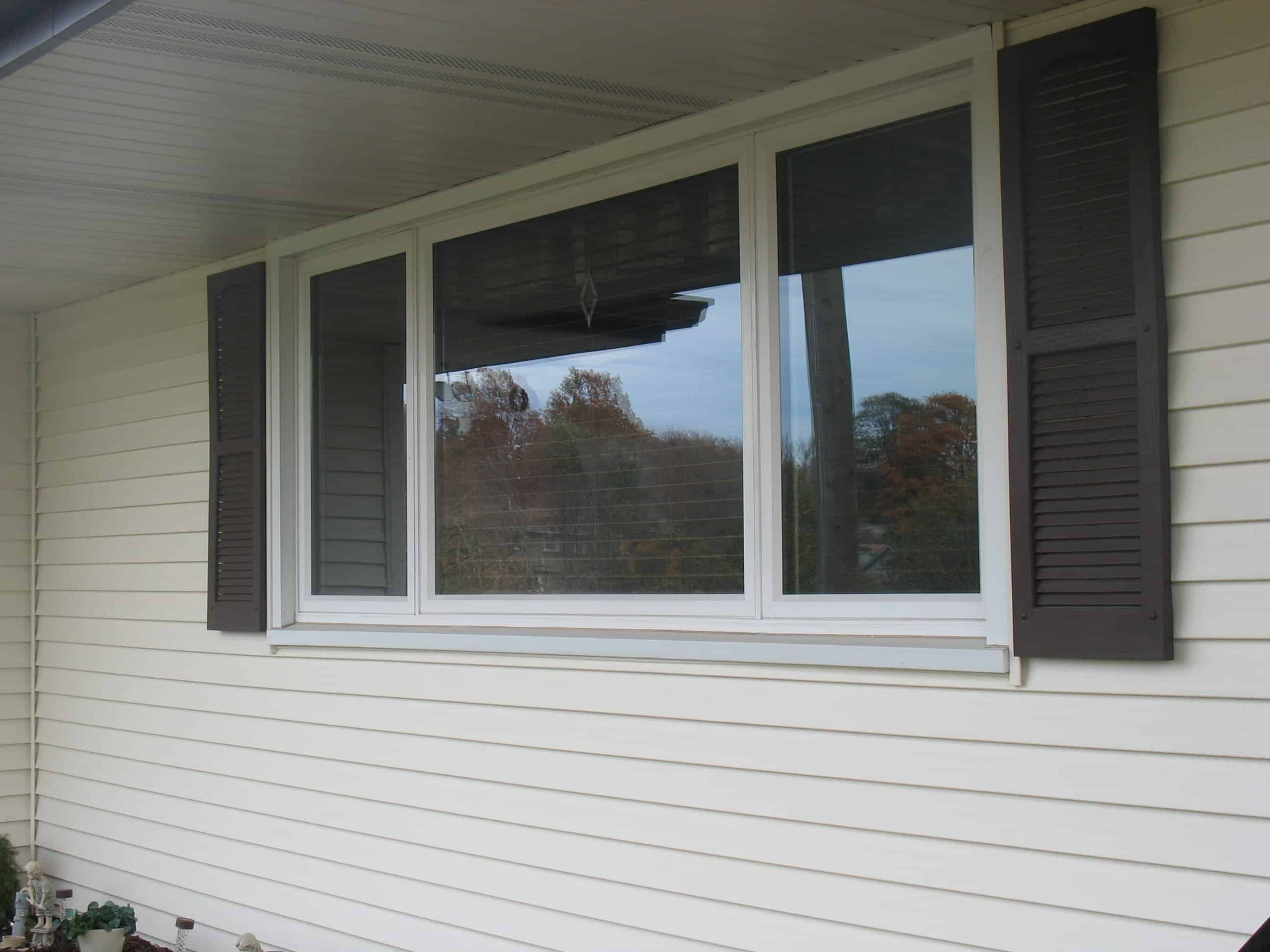 Revere vinyl casement windows and more associated siding Best vinyl windows reviews