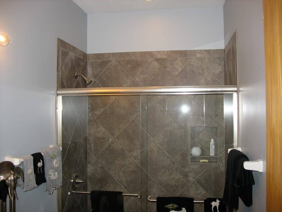 Bathroom Remodels Omaha bathroom remodel | associated siding and remodeling omaha nebraska