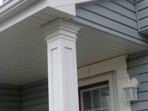 Custom Colonial Style Aluminum Column in Elkhorn NE