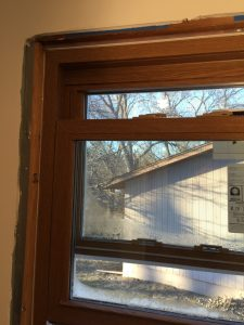 New Vinyl Windows