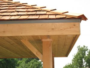 Red Cedar Shingles in Omaha