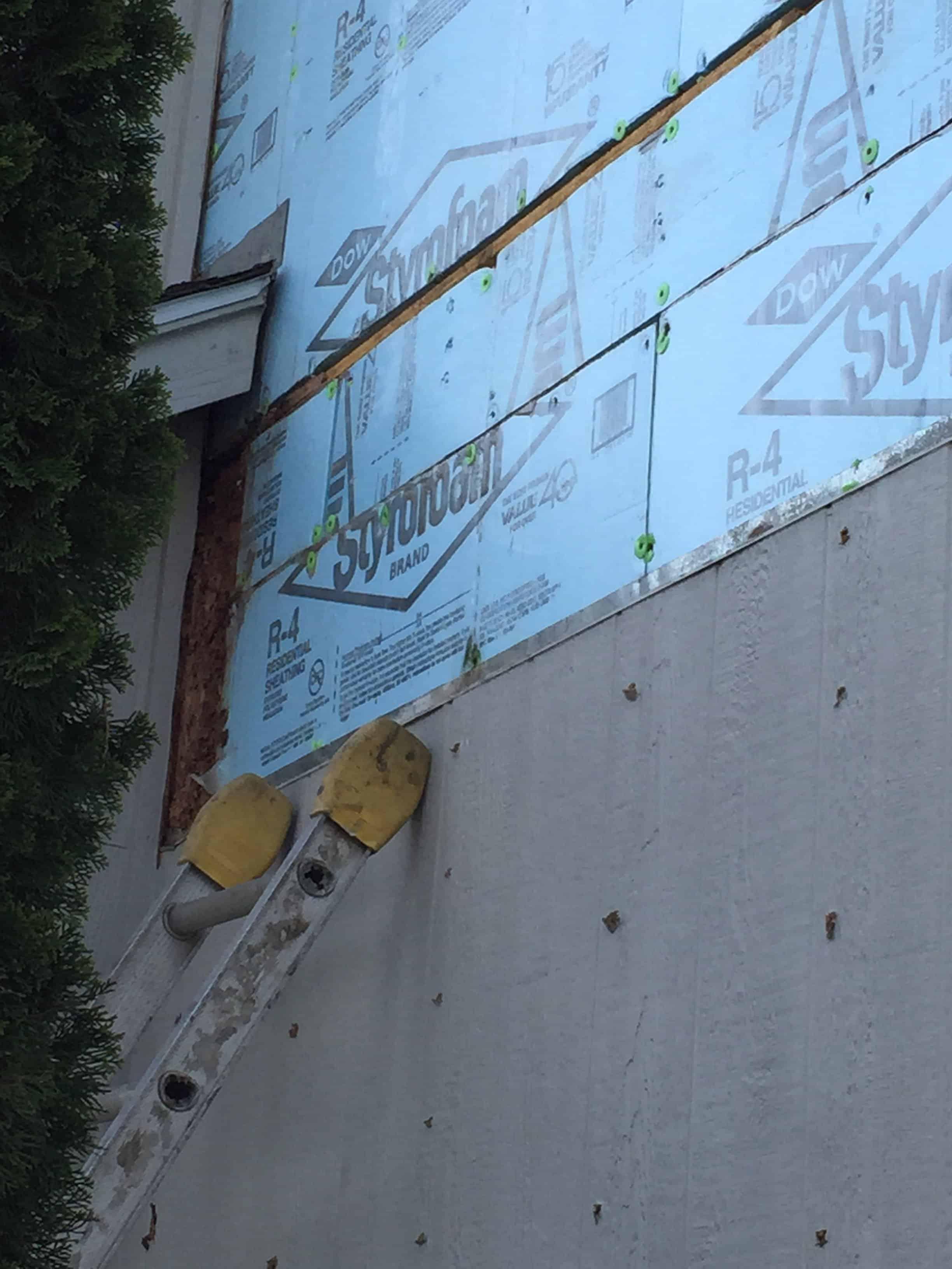 Pressboard Siding Repair Associated Siding And