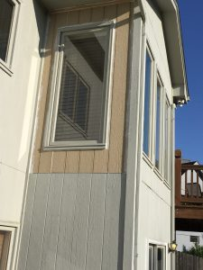 Replace Omaha Pressboard Siding as needed