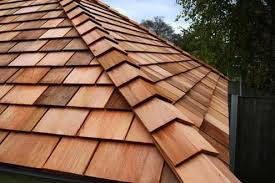 Red Cedar wood roofing in Omaha