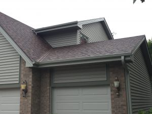 Hail damage roof and Siding replacement in Omaha