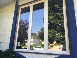 Revere Vinyl casement window in Bellevue Ne