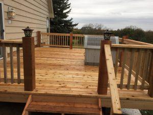 Springfield Ne Deck builders