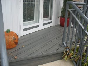 Rhino composite decking in Omaha