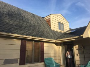 Owens Corning shingles by Associated Siding & Remodeling in Omaha