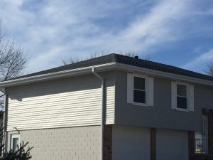 Steel siding and roofing replacement