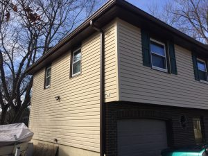 New siding and windows installation in Omaha