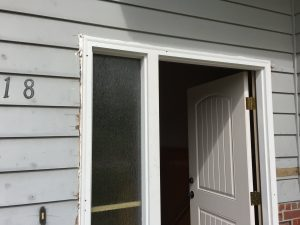 Omaha door replacement example