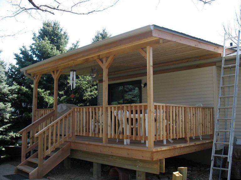 Omaha cedar deck builders