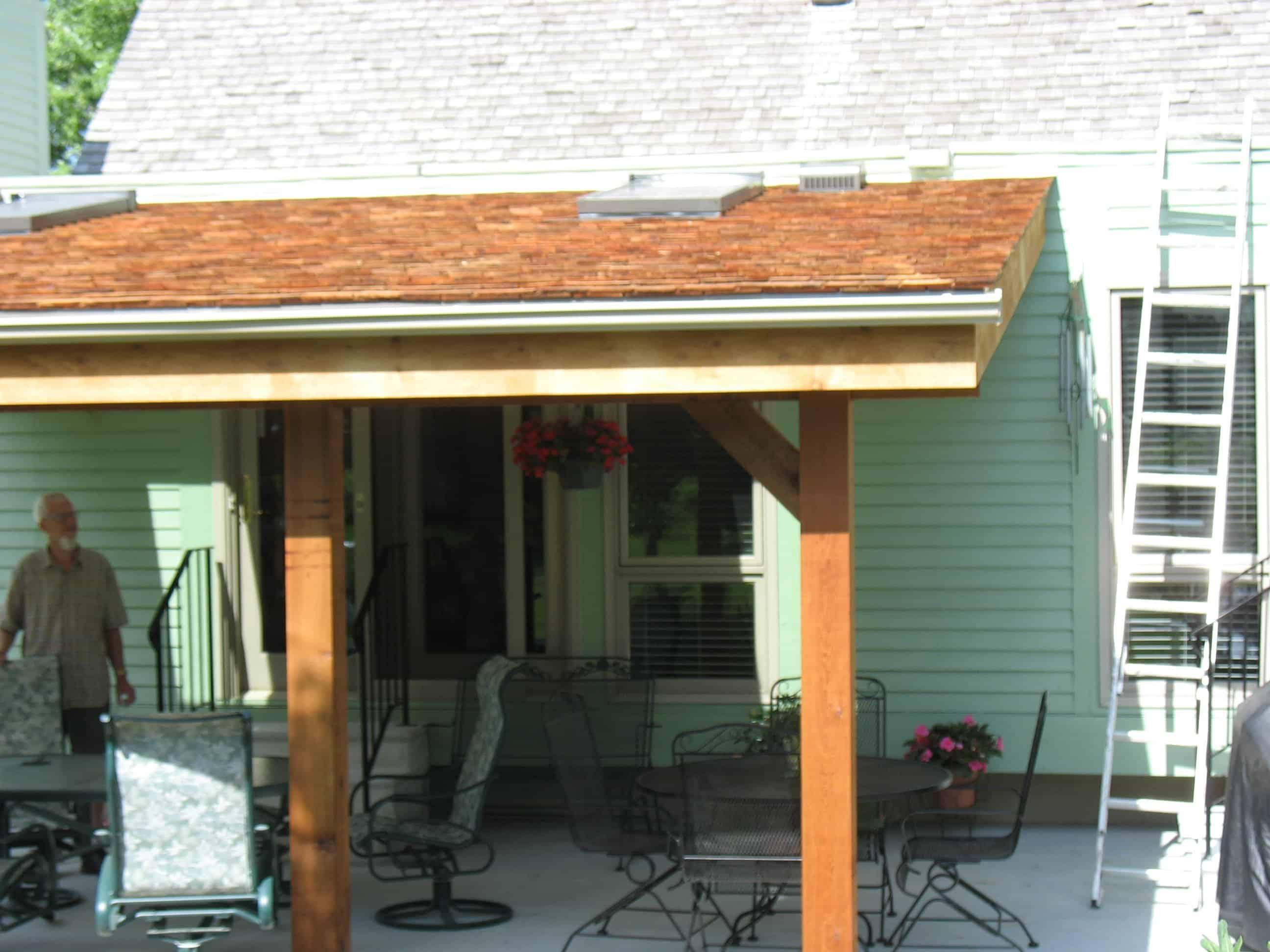 Cedar Roofs Associated Siding And Remodeling Omaha Nebraska