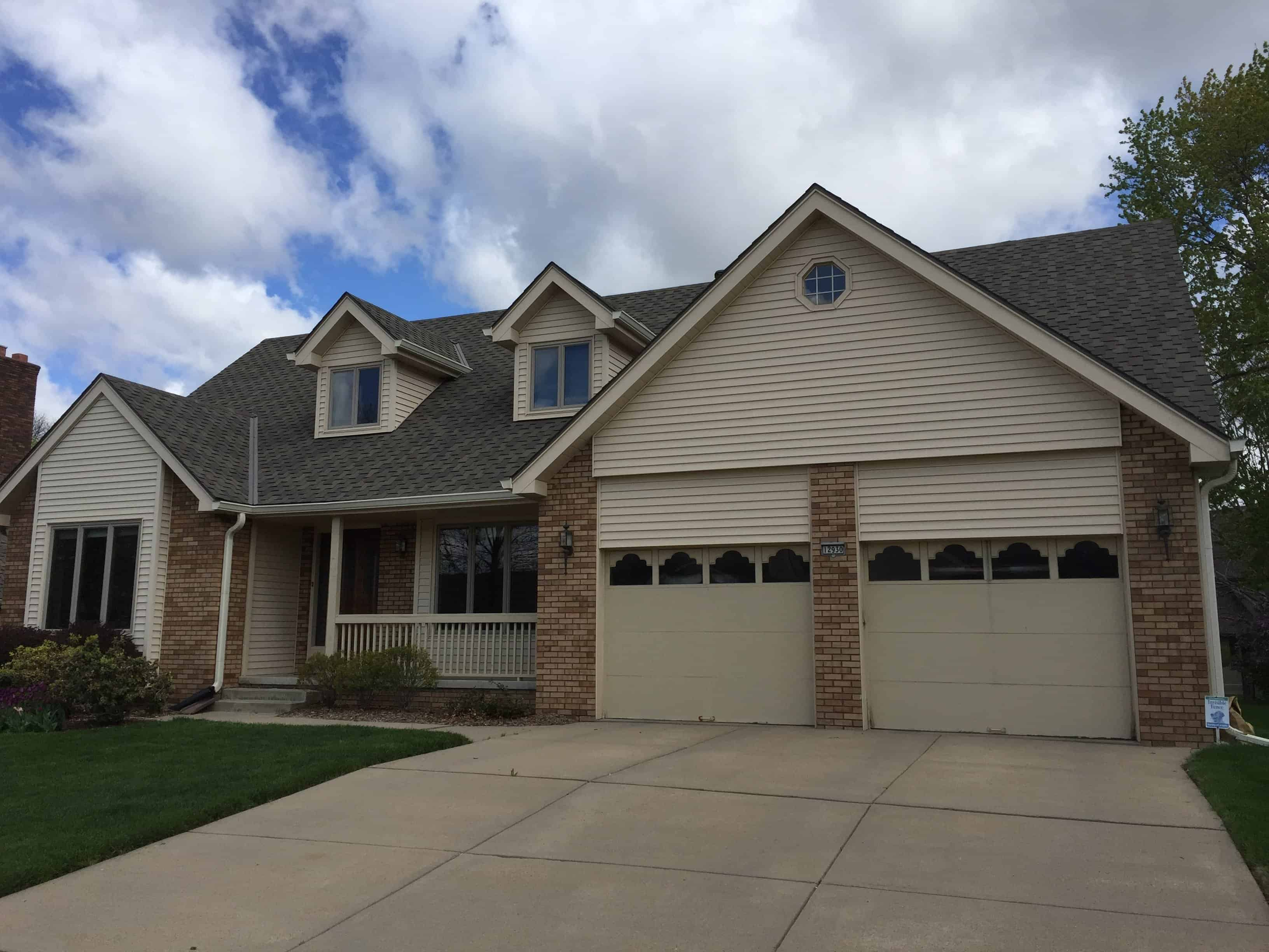 Smooth Finish Vinyl Associated Siding And Remodeling