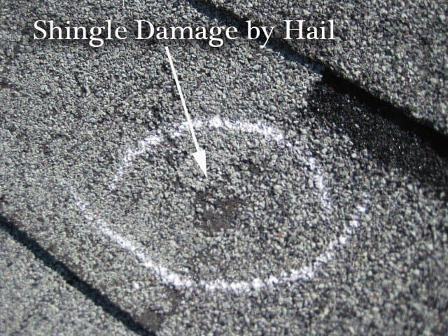 associated siding omaha hail damage roof Residential Roofing Omaha
