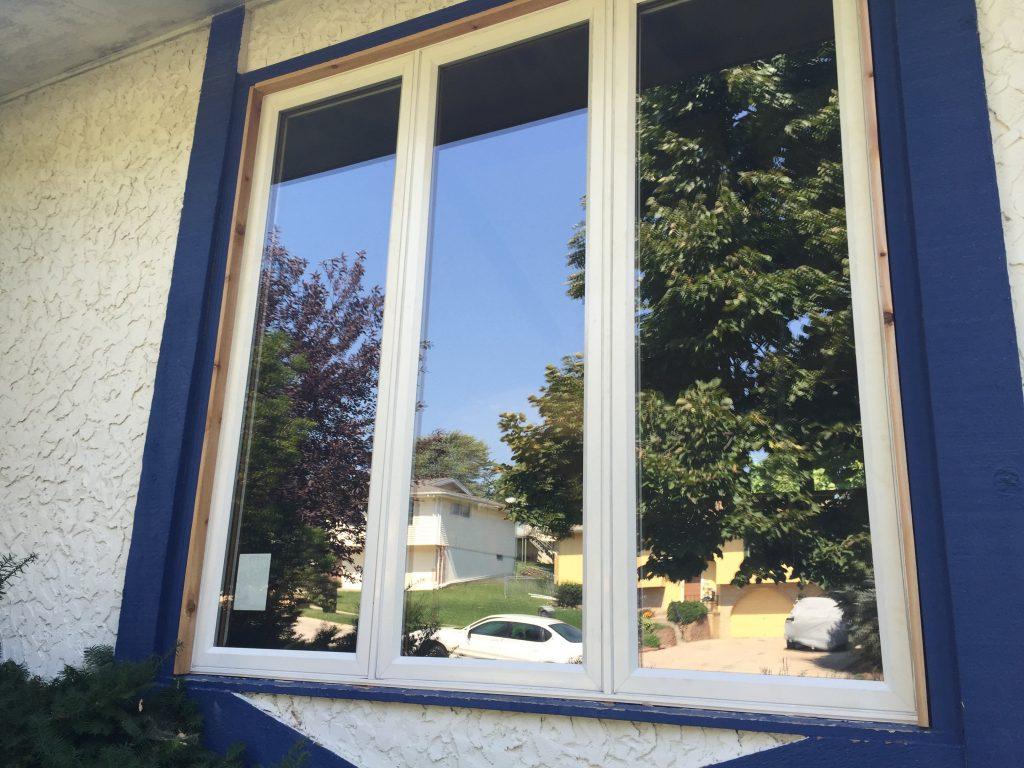Revere Vinyl casement window in Bellevue Ne