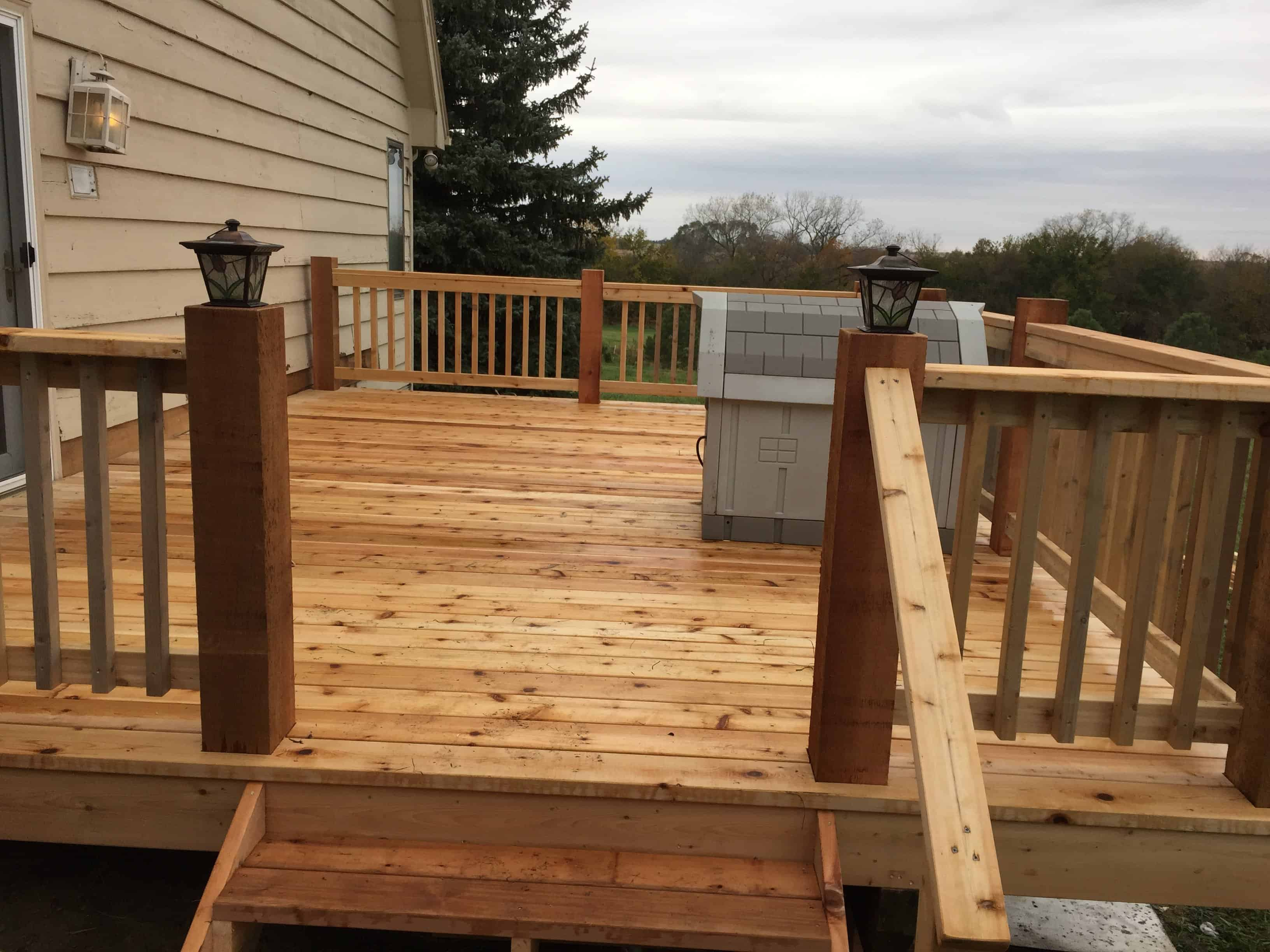 Omaha Deck Builders Associated Siding And Remodeling