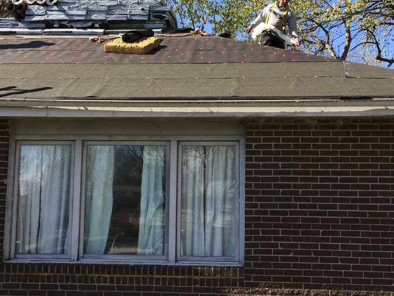 new Omaha roof replacement