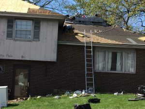 complete Omaha roof replacement