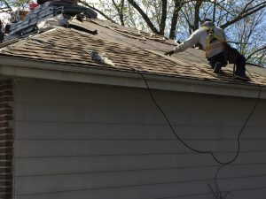Roofing in Omaha