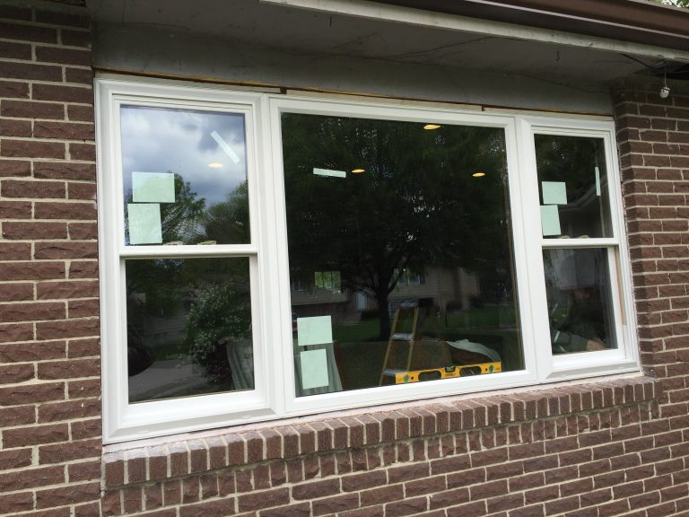 New Revere window installation