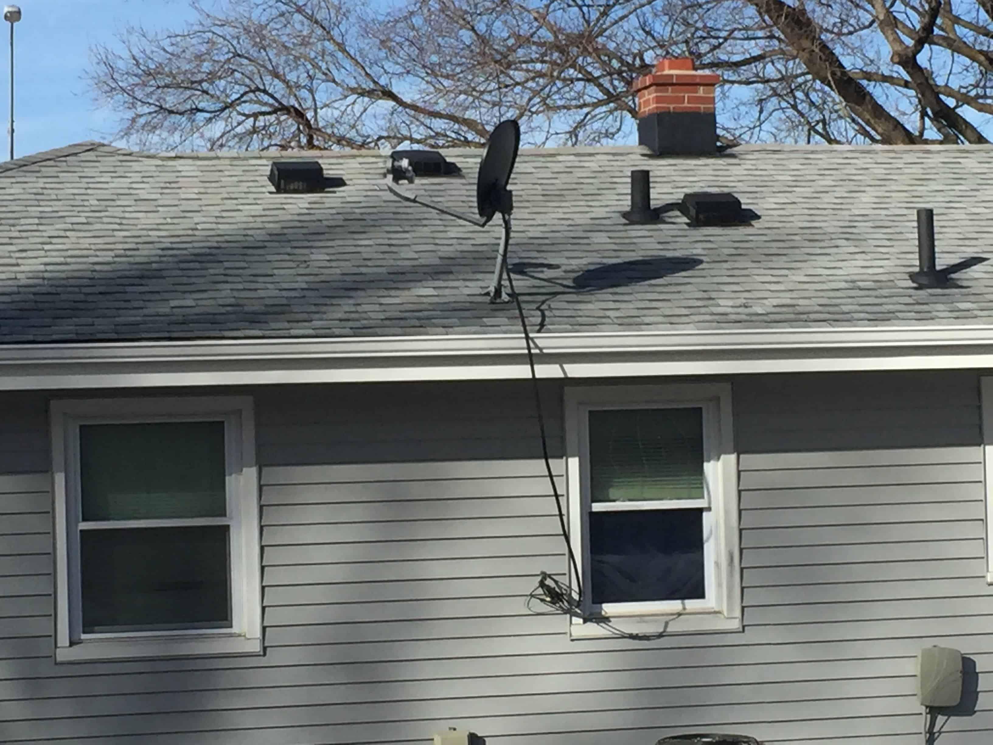 Omaha Storm Damage Restoration Associated Siding And
