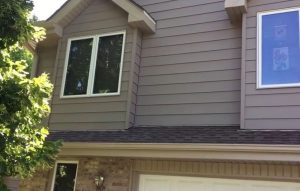 Steel siding Installed omaha nebraska